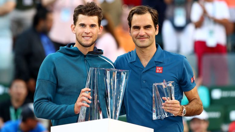 Dominic Thiem Defeats Roger Federer at Indian Wells – Captures First Masters 1000 Title