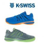 Kswiss Mens and Womens Ultrashot 2 Tennis Shoe