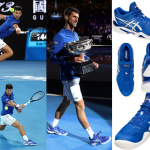 Novak's New Shoe - The ASICS Court FF 2