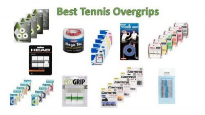 10 Best Tennis Overgrips for 2019