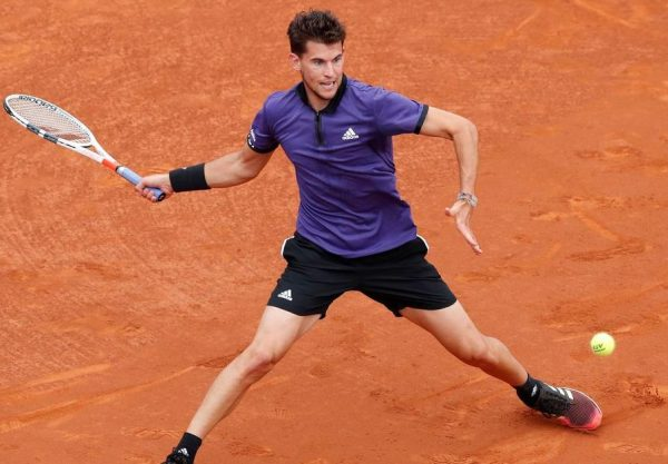 Dominic Thiem Barcelona 042919 REUTERS Albert Gea