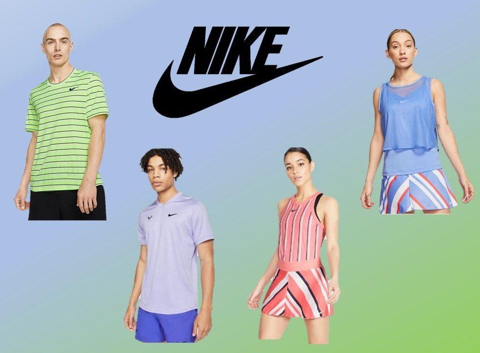 Nike Summer 2020 Tennis Apparel
