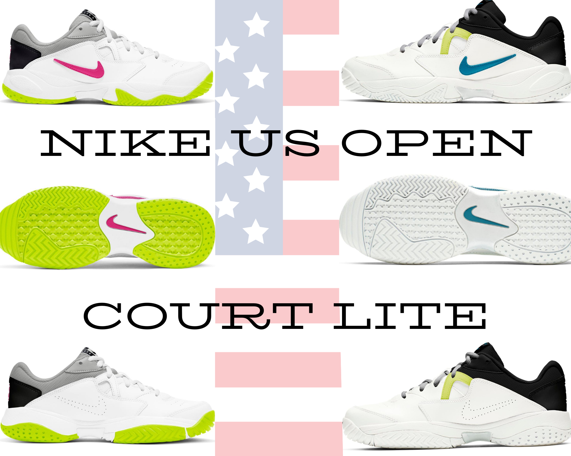 Nike Tennis Shoe Collection For 2020 Us Open Tennis Express Blog